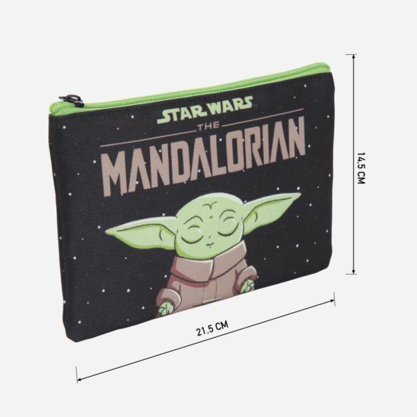 Handväska/Sminkväska The Mandalorian