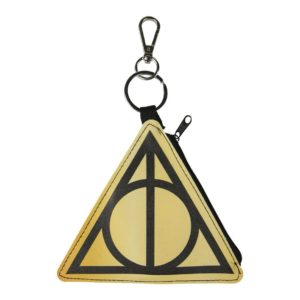 Deathly Hallows Nyckelring Myntpung Harry Potter