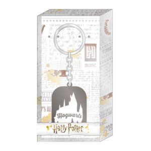Hogwarts Nyckelring Premium Harry Potter