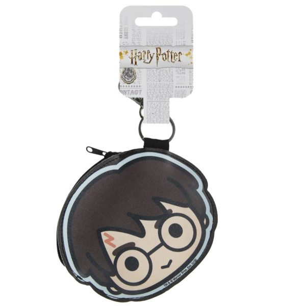 Nyckelring Myntpung Harry Potter