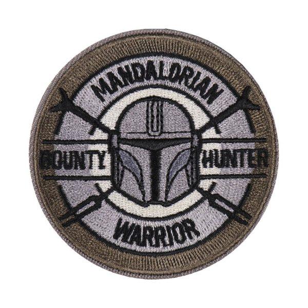 Tygmärke The Mandalorian