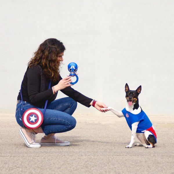 Captain America Tuggleksak Marvel