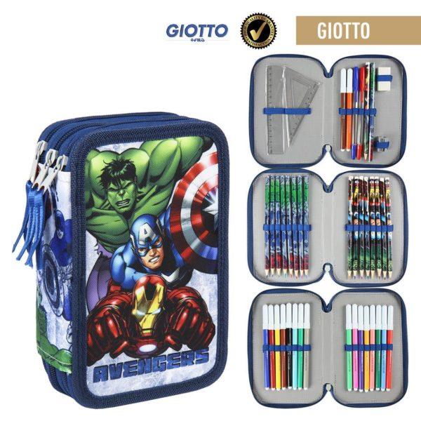 Avengers Pennfodral 38st Giotto-pennor Marvel