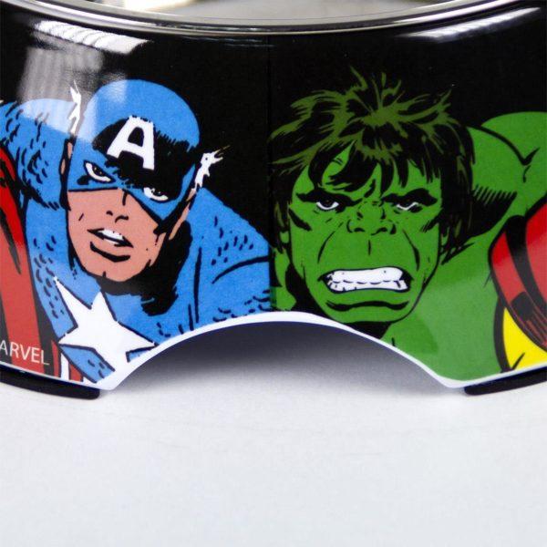 MatskålStor 22cm Marvel