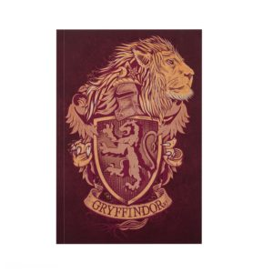 Gryffindor Anteckningsblock Harry Potter