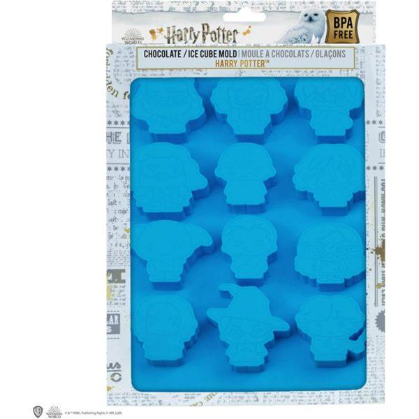 Choklad- och Isform Harry Potter