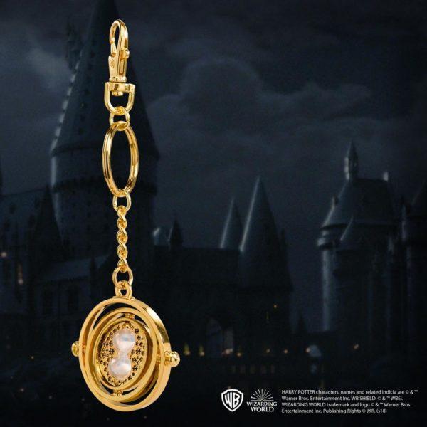 Tidvändare (Time Turner) Nyckelring Harry Potter