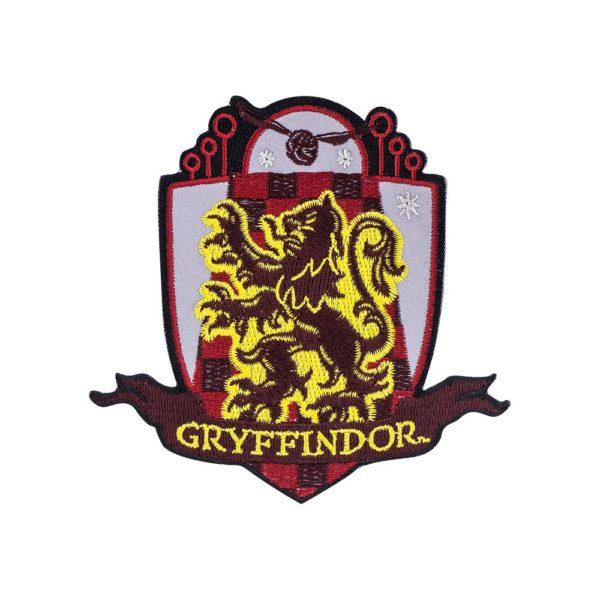 Golden Snitch Tygmärke (3st) Harry Potter
