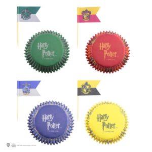 Muffinsformar (96st) Harry Potter