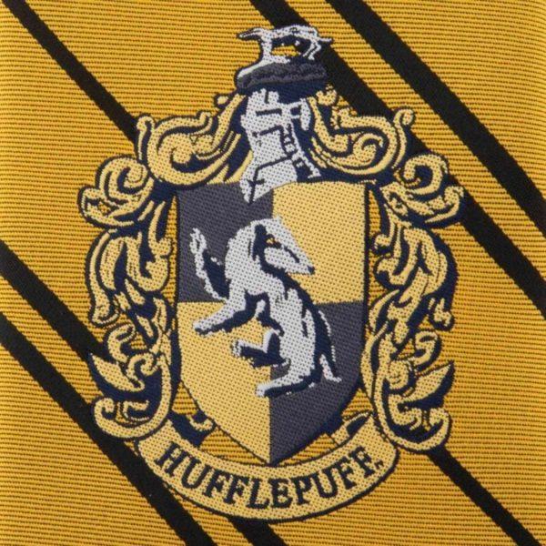 Hufflepuff Vävd Slips Barn Harry Potter