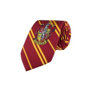 Gryffindor Vävd Slips Vuxen Harry Potter
