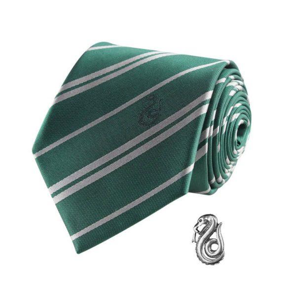 Slytherin Slips & Pin Harry Potter