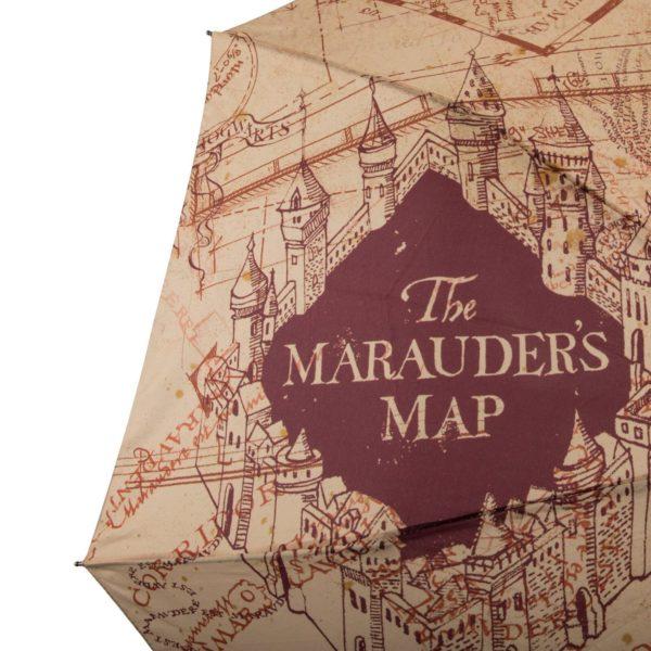 Marauder's Map Paraply Harry Potter