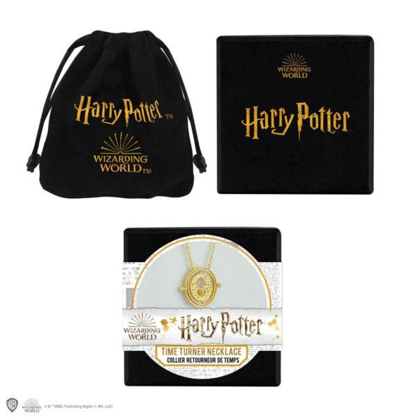 Tidvändare (Time Turner) Halsband Harry Potter