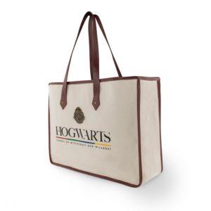 Hogwarts Shoppingväska Canvas Harry Potter