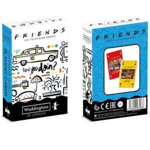 Spelkort Friends